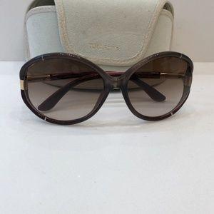 """Vintage Tom Ford Sunglasses """"Sandrine"""""""